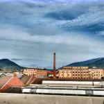 Photo - HDR - Dezernat 16 - Old fire station Heidelberg - View to center of Heidelberg