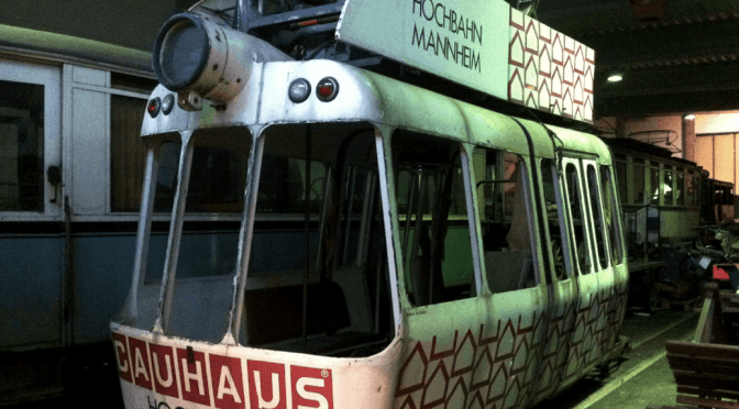 Aerobus – Monorail Mannheim