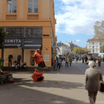 photo - streetart heidelberg hauptstrasse