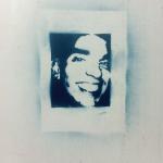 photo - streetart heidelberg stencil