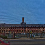 Photo - Campbell Barracks near Edison Street