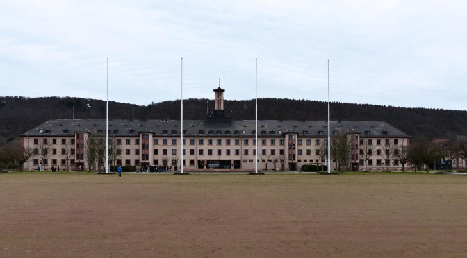 Campbell Barracks Heidelberg – Left us alone
