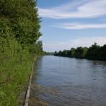 Neckar Ufer Heidelberg Abwasserzweckverband