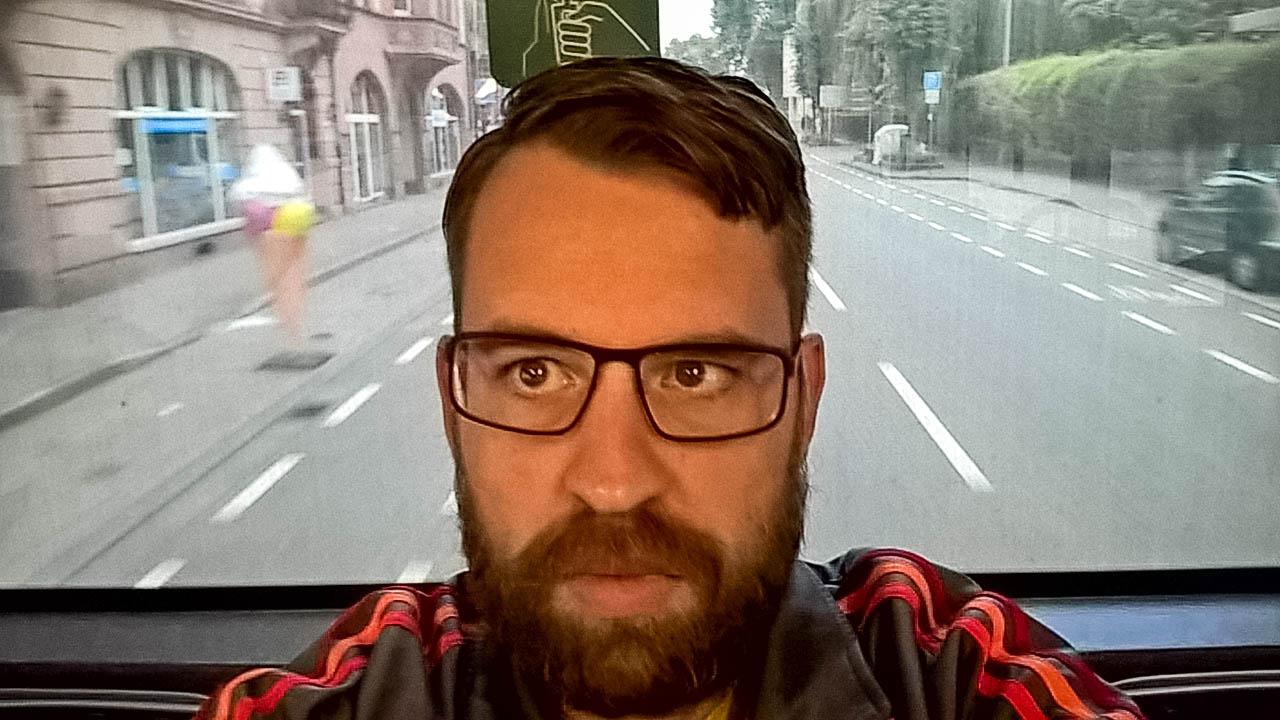 Nokia Lumia 1520 Photo  Example - Selfie