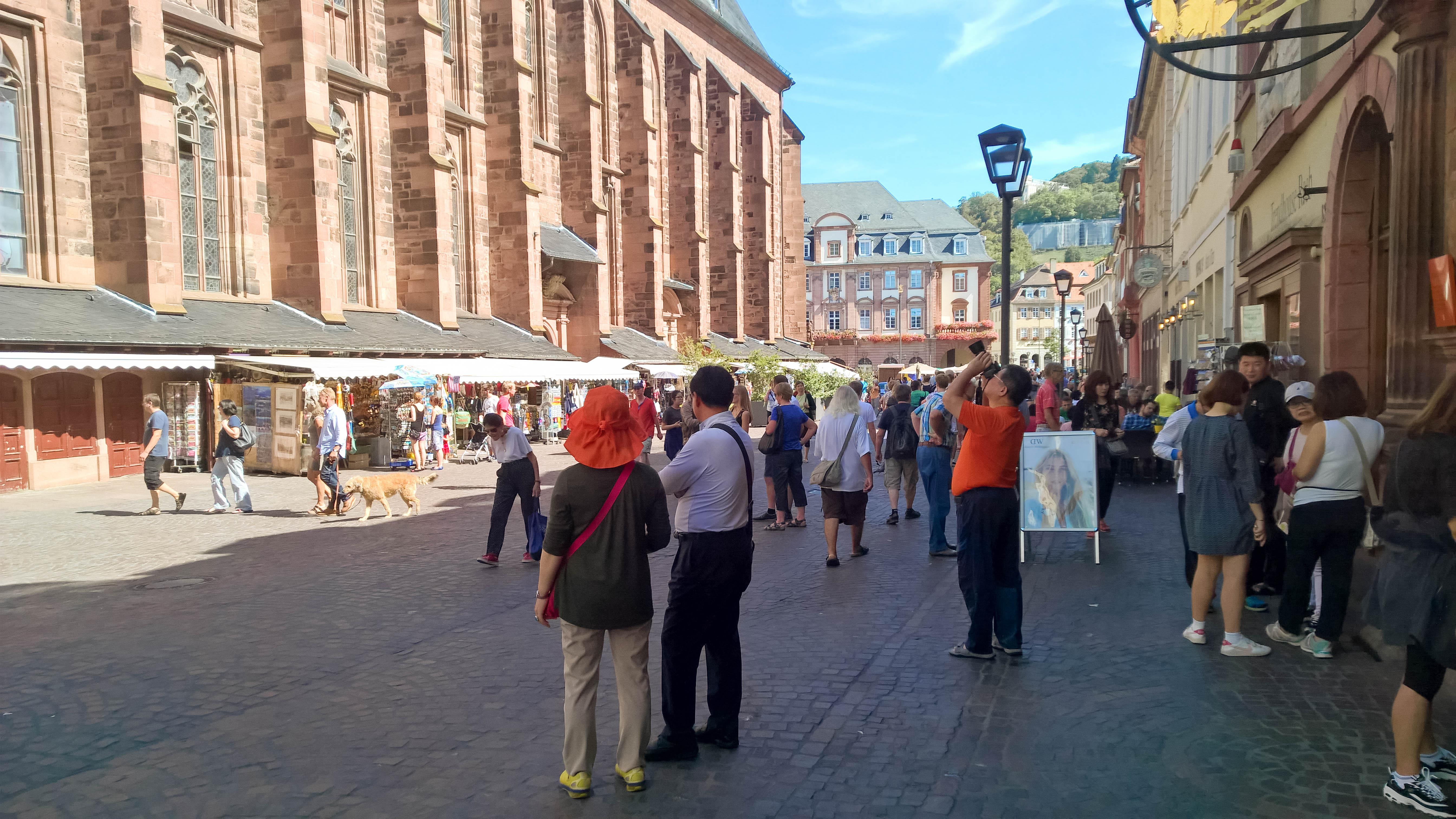 Nokia Lumia 1520 Photo Example - Tourist Attraction